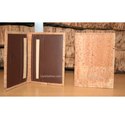 Cartera para tarjetas(modelo CC-1137) del fabricante Comcortiça
